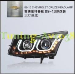 Фары передние тюнинг Chevrolet Cruze 2008-