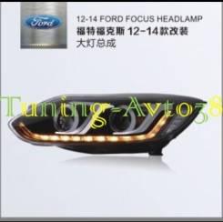 Фары передние тюнинг Ford Focus С 346 2011-