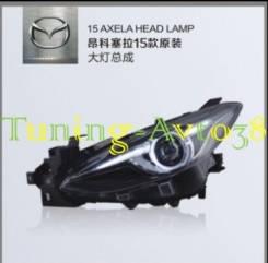 Фары передние тюнинг Mazda Axela 2013-