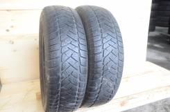 Dunlop SP Sport. Зимние, без шипов, износ: 20%, 2 шт