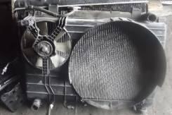 Радиатор охлаждения двигателя. Toyota Lite Ace Noah, SR40, SR50