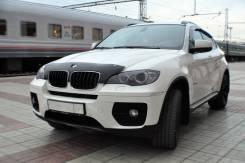 Дефлектор капота. BMW X5, E70