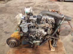 Двигатель. Kobelco SK75