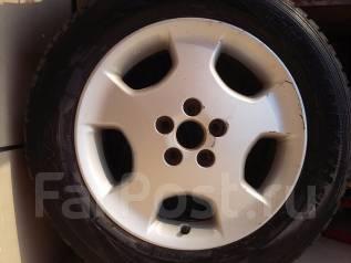 Продам комплект резины на литье 225/60 R17. 6.5x17 5x114.30 ET35