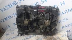 Диффузор. Nissan X-Trail Двигатель QR20DE