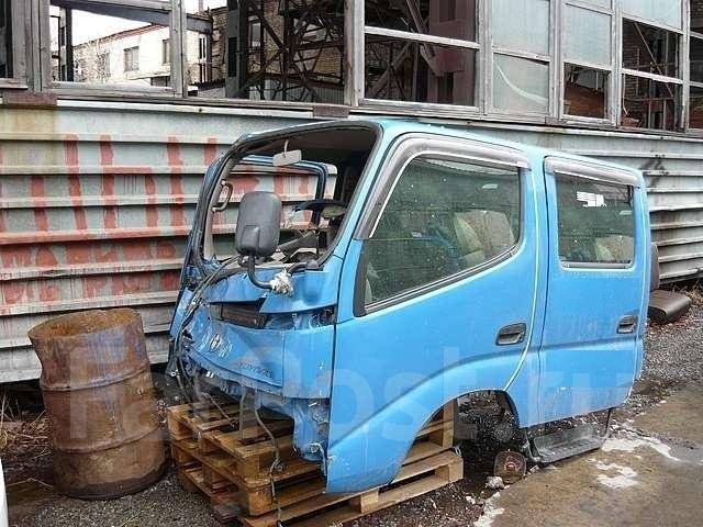 Кабина. Toyota Toyoace, LY Toyota ToyoAce, LY Двигатель 5L