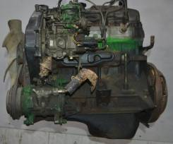 Двигатель в сборе. Mitsubishi Pajero, L043G