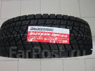 Bridgestone Blizzak DM-Z3. Зимние, без шипов, 2017 год, без износа, 4 шт