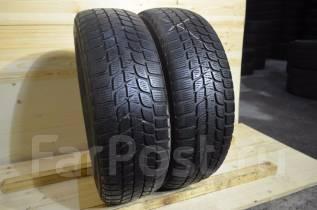 Bridgestone Blizzak LM-20. Зимние, без шипов, износ: 20%, 2 шт