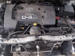 1CD-FTV ДВС Toyota Avensis 1997-2003, 2,0TD, 116лс.