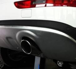 Накладка на бампер. Audi Q5