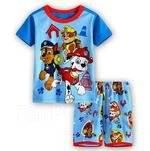 Пижамы. Рост: 104-110, 110-116 см