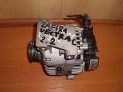Генератор. Opel Astra Opel Signum Opel Vectra, C Opel Zafira Двигатели: Z20NET, Z22YH, Z22SE