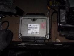 Коробка для блока efi. Volkswagen Polo Двигатель BKY
