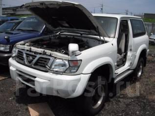 Ноускат. Nissan Safari, WYY61 Двигатель RD28TI