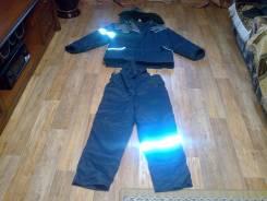 Куртка плюс брюки. для зимы.