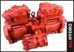 Гидронасос. Hyundai: R180LC-7, R320LC-7, R180LC-9S, R330LC-9S, R180W-9S, R260LC-9S, R210LC-7, R380LC-9SH, R140W-9S, R300LC-9S, R360LC-7, R250LC-7, R21...