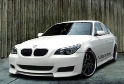 "Передний бампер ""Dubai"" на BMW 5 series E60/E61"