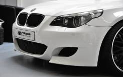 "Передний бампер ""Prior Design"" на BMW 5 series E60/E61"