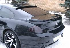 Спойлер. BMW 6-Series