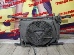Вентилятор радиатора кондиционера. Toyota Master Ace Surf, YR20G Двигатель 2YU