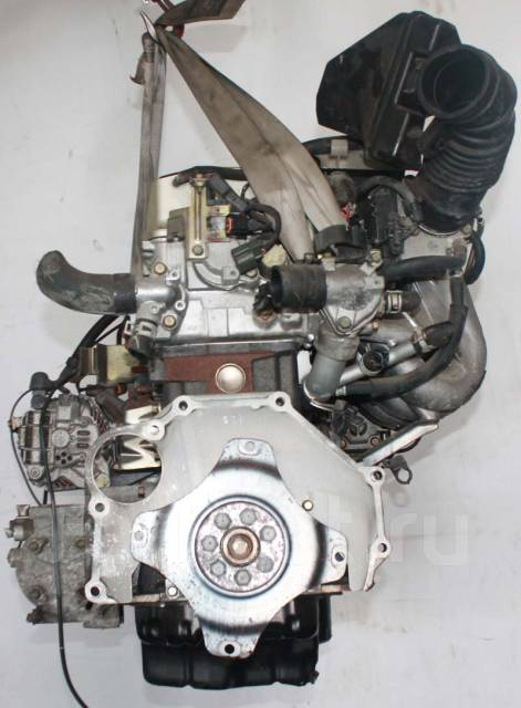 Двигатель в сборе. Mitsubishi Grandis Mitsubishi Galant Mitsubishi Outlander Двигатель 4G69