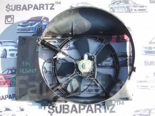Диффузор. Nissan Silvia, S14 Двигатель SR20DET