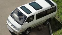 Toyota Hiace. Документы с железом Hiace 106