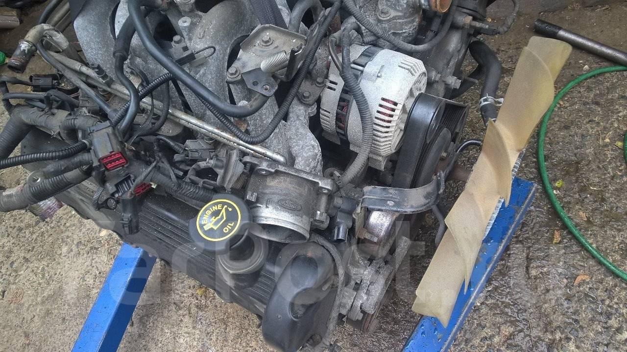 контрактный двигатель ford triton 5,4