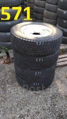 Продам комплект грузовых колёс 215/70R15LT. 5.5x15 6x139.70 ЦО 108,0мм.
