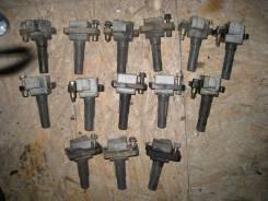 Катушка зажигания. Subaru Forester, SG5 Subaru Legacy, BH9, BE5, BE9, BH5 Subaru Impreza WRX, GD, GDB Subaru Impreza, GD9, GDB, GGA, GG9, GDA Двигател...