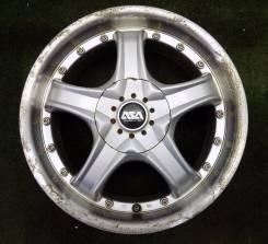 ASA Wheels. 7.0x17, 4x114.30, 5x114.30, ET42, ЦО 73,0мм.