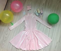 Платья для бальных танцев. Рост: 104-110, 110-116 см. Под заказ