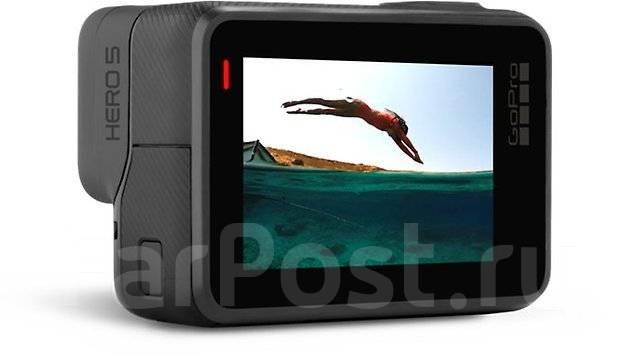 GoPro. 10 - 14.9 Мп, с объективом