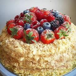Торт Наполеон. Под заказ