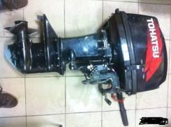 Tohatsu. 39,00л.с., 2х тактный, бензин, нога S (381 мм), Год: 2011 год