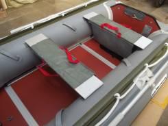 Barrakuda. длина 3,05м., двигатель подвесной, 10,00л.с.