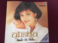 Аудио CD Alisha - Made in India