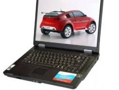 "Roverbook Voyager. 15.4"", ОЗУ 2048 Мб, диск 160 Гб, WiFi, Bluetooth, аккумулятор на 1 ч."