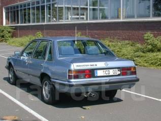 Стекло заднее. Opel Senator