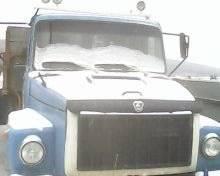 ГАЗ 3307. Газ-3307-самосвал, 4 248 куб. см., 5 000 кг.
