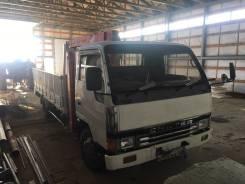 Mitsubishi Canter. Продается грузовик Mitsubishi с крановой установкой, 4 214 куб. см., 2 400 кг.
