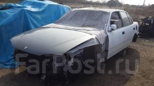 Порог пластиковый. Toyota Camry, SV30
