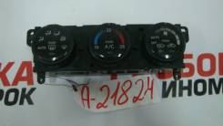 Блок управления климат-контролем Nissan Note (E11) CR14DE