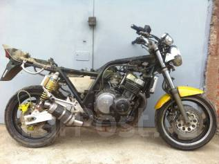 Honda CB 400. 399 куб. см., исправен, без птс, с пробегом
