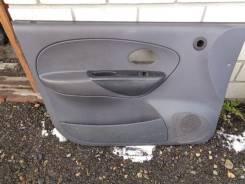 Обшивка двери. Daewoo Matiz Двигатель F8CV
