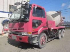 Nissan Diesel UD. миксер, 16 990 куб. см., 5,00куб. м.