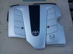 Крышка двигателя. Toyota: Celsior, GS300, GS30, GS350, Soarer Двигатель 3UZFE