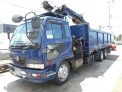 Nissan Diesel Condor. Nissan condor Грефер, 8 000 куб. см., 10 000 кг.