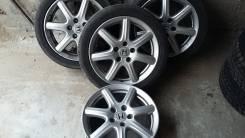 Honda. 7.0x17, 5x114.30, ET55, ЦО 60,0мм.